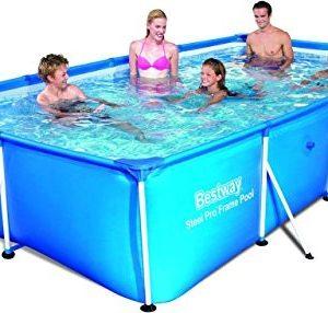 Best Swimming Pool for Garden Bestway Family Splash Frame Pool 157x83x32