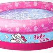 Best Swimming Pool for Garden HELLO KITTY CHILDRENS INFLATABLE PLAYING IN A PADDLING POOL 102 X 25 X CM