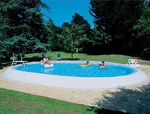 Zodiac ovline original oval pool x best for Swimmingpool 3m