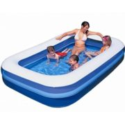 Best Swimming Pool for Garden Family-Pool Blue White, Swim Basin