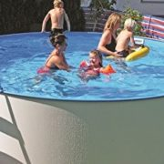 Best Swimming Pool for Garden Nuovo Steel Wall Pool Set Ø 350x 120cm