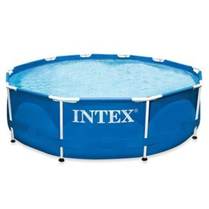 "Best Swimming Pool for Garden 10' x 30"" Metal Frame Pool (58604)"