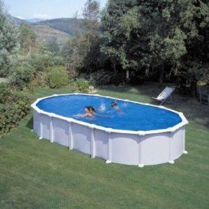 Best Swimming Pool for Garden gre dream pool haiti white steel wall 8,10 x 4,70 x 1,32 m