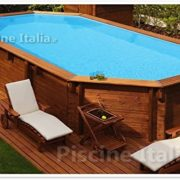Best Swimming Pool for Garden Wooden pool JARDIN 607