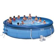 Best Swimming Pool for Garden Pool Easy 457 x 4 cm without Intex - 10415 Pump