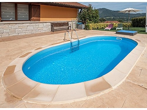 Best Swimming Pool for Garden Oval Pool Gre Soaker Hose 700x 320x 150cm H cm