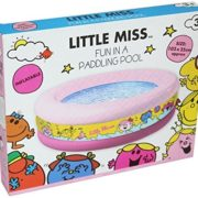 Best Swimming Pool for Garden LITTLE MISS CHILDRENS INFLATABLE PLAYING IN A PADDLING POOL 102 X 25 X CM