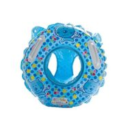 Best Swimming Pool for Garden Water Fun Toys Baby Inflatable Swimming Ring with Seats Swimming Pool Toys (Blue)