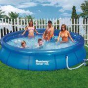 Best Swimming Pool for Garden Bestway Fast Set Pool Diameter 305x 76cm 305X76CM