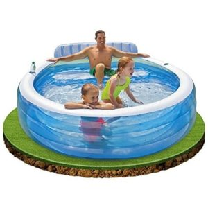 Best Swimming Pool for Garden Intex 57190NP Family luxury swimming centre by Intex