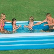 Best Swimming Pool for Garden Gravidus Family Pool Kinderpool Family Pool Jumbo 305 x 183 cm