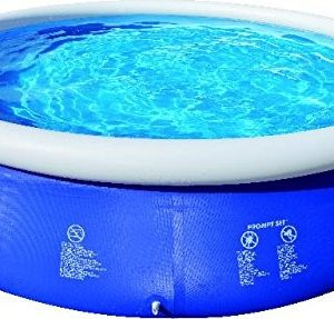 Best Swimming Pool for Garden Jilong Marin Blue 360 Set - quick-up pool set with filter pump, 360x76cm