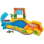 Best Swimming Pool for Garden Intex 57444Ep Dinosaur Play Center