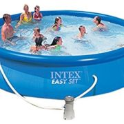 Best Swimming Pool for Garden MAC Two Intex 28162 - Easy Pool 457 x 91 cm