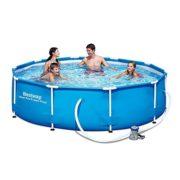 Best Swimming Pool for Garden POOL C / C FRAME / PUMP CM.305X76H MOD.56059