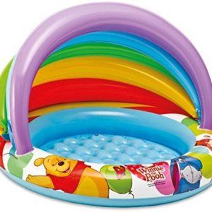 "Best Swimming Pool for Garden Disney's Winnie the Pooh Baby Pool Intex 40"" x 27"""