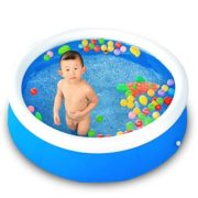 Best Swimming Pool for Garden LIVY Family swimming pool infant children's inflatable pool Ocean pool ball pool play disc pool