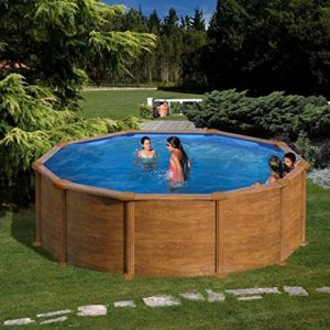 Best Swimming Pool for Garden Wood Swimming Pool Mauritius Gre 350x132 cm.