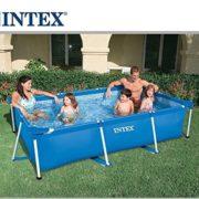 Best Swimming Pool for Garden Frame Pool Intex Family 118in x 78.75in x 29.5in