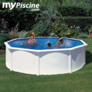 Best Swimming Pool for Garden san marina pool fidji white steel wall 5.50 x 1.2m