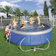 Best Swimming Pool for Garden round bestway inflatable pool 4,57 x 1,07m
