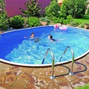 Best Swimming Pool for Garden Swimming Pool Kit 18x12ft oval