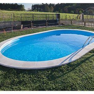 Best Swimming Pool for Garden Oval Pool Gre Soaker Hose 800x 400x 120cm H cm