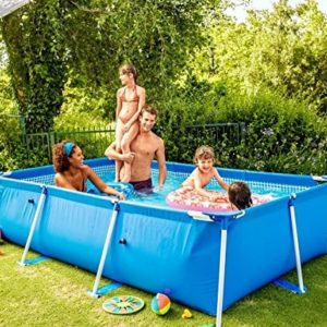Best Swimming Pool for Garden Intex Frame Pool Family 118in x 78.75in x 29.5in