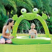 Best Swimming Pool for Garden Frog Spray Pool